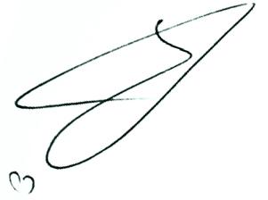 גלית גלבוע חתימה